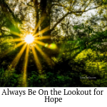 Finding Hope Each Day